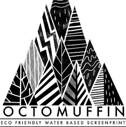 OctoMuffin Screen Printing